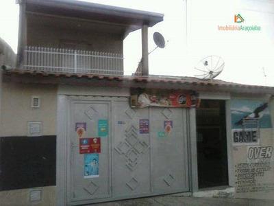 Selecione Residencial À Venda, Centro, Salto De Pirapora. - Ca0125