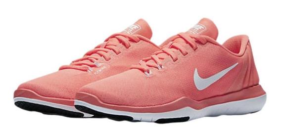 Tenis Feminino Nike Flex Supreme Tr 5 852467-600 Academia