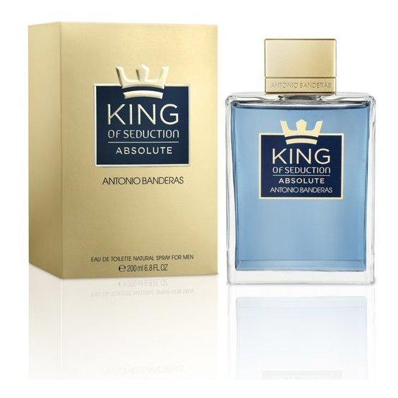 Perfume Antonio Banderas King Of Seduction Absolute 200ml