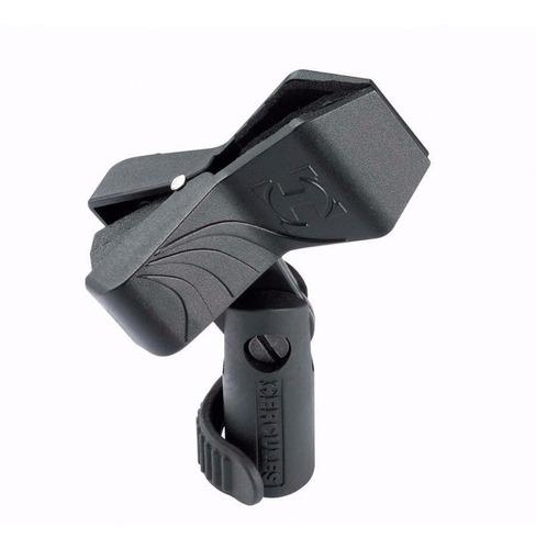 Hercules Mh100b Pipeta De Microfono Pinza Con Adaptador Ez