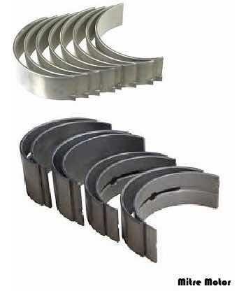 Imagen 1 de 1 de Juego Metales Bancada Varías Medidas Vw Gol 1.6-1.8 Nafta Ap