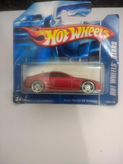 Hot Wheels Aston Martin V8 Ver/lc Leia A Descrição Do Anúnc