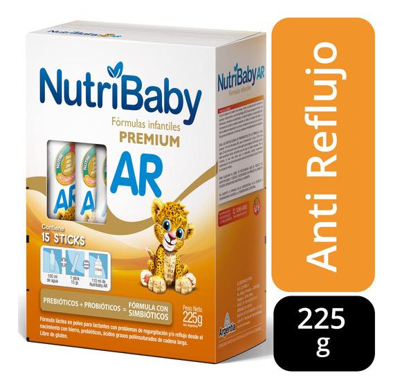 Nutribaby Ar Antireflujo Estuche X 15 Sticks