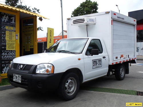 Nissan Frontier Furgón 4x2 Gasolina Thermoking