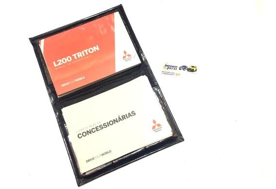 Manual Proprietário Mitsubishi L200 Triton #7248