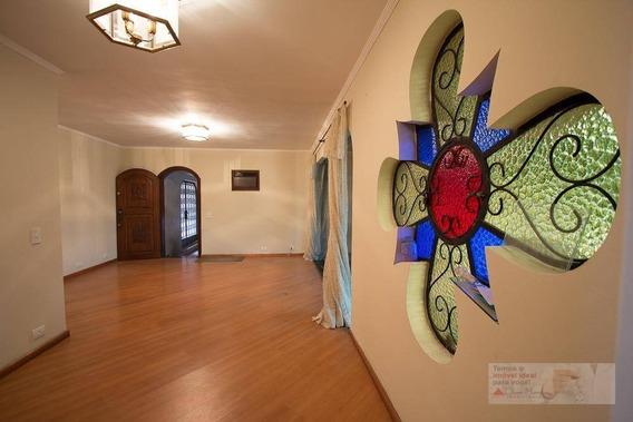 Casa Com 3 Dormitórios À Venda, 200 M² Por R$ 799.000,00 - Parque Continental - São Paulo/sp - Ca0754