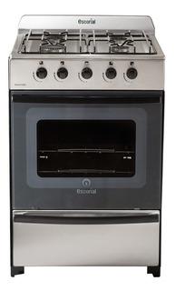 Cocina Escorial Master Inoxidable 56 Cm Multigas Selectogar6