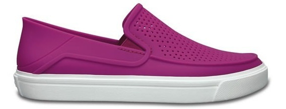 Zapato Crocs Dama Citilane Roka Rosa