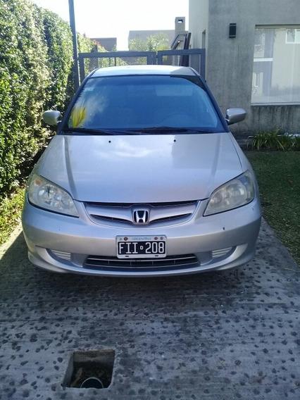Honda Civic 1.7 Lx 2006