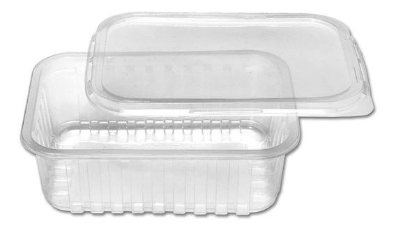 Embalagem Microondas E Freezer 500ml Marmita Fitness 25 Un