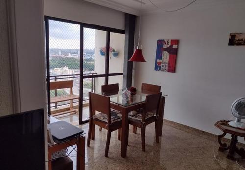 Apartamento À Venda, 90 M² Por R$ 849.000,00 - Santana (zona Norte) - São Paulo/sp - Ap1096