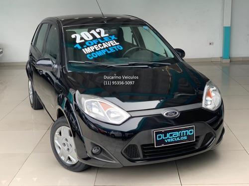Imagem 1 de 12 de Ford Fiesta Hatch 1.0 Flex 2012