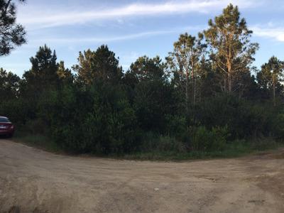 Terreno Esquina En Venta En Santa Isabel De La Pedrera