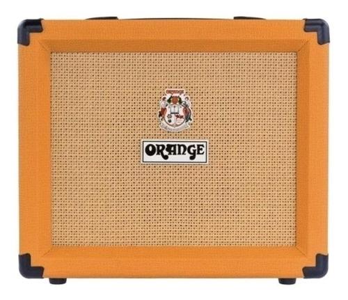 Imagen 1 de 3 de Amplificador Orange Crush 20 para guitarra de 20W color naranja 230V