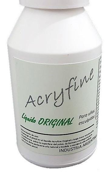 Monomero 250 Ml Acryfine Original