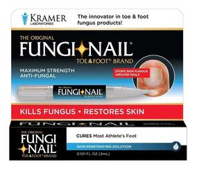Esmalte Fungi Nail - Caneta Tratamento Para Unhas - 3 Ml
