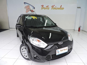 Ford Fiesta 1.6 Rocam Se Plus Sedan 8v Flex 4p Manual