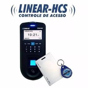 Leitor Biométrico Ln30-id Linear Hcs