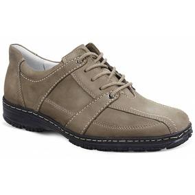 Sapato Casual Masculino Conforto Sandro Moscoloni Grafton