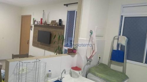 Imagem 1 de 14 de Apartamento Para Alugar, 41 M² Por R$ 700,00/mês - Jardim Maria Luiza - Londrina/pr - Ap1974