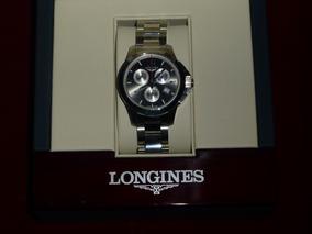 Reloj Longines L33794796 Original Nuevo En Caja