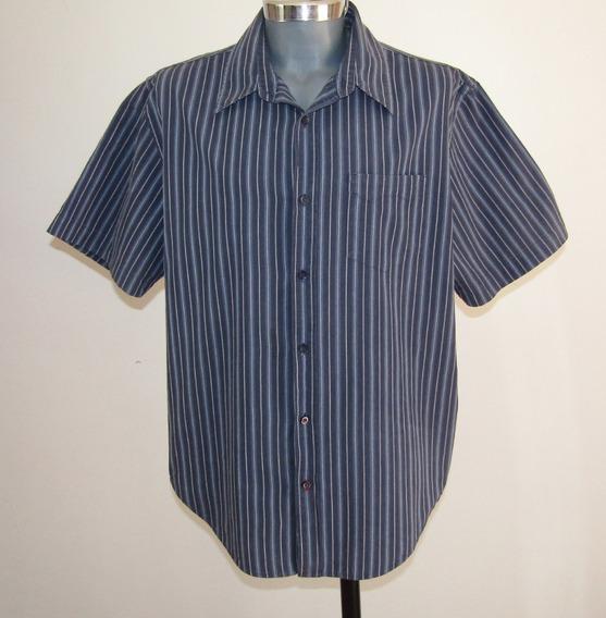 Levi Strauss Camisa Rayada Talla Xl