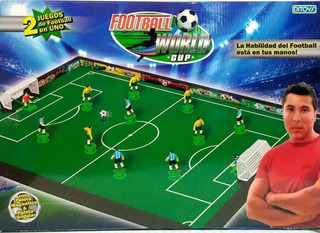 Metegol De Mesa De Juguete World Cup Ball (4059)
