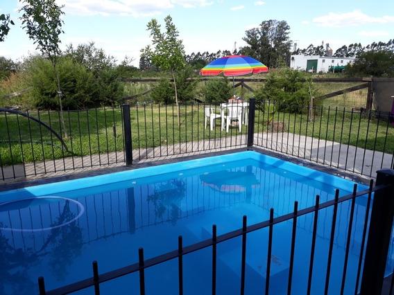 Casa Entre Ríos Piscina $2200 X Día