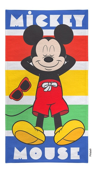 Piñata Toallón 3d Mickey