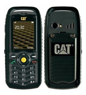 Celular Caterpillar Cat B-25 Antichoque Prova D