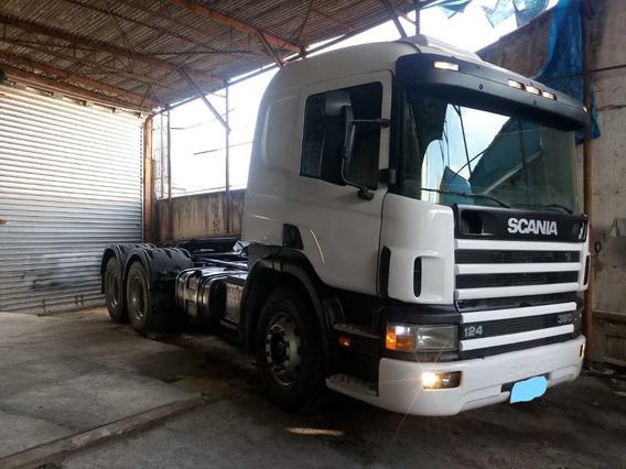 Scania 124 360 6x2 2006