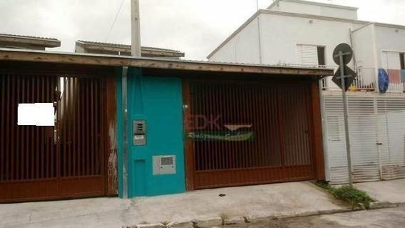 Casa Com 3 Dormitórios À Venda, 90 M² Por R$ 160.000,00 - Piedade - Caçapava/sp - Ca3149