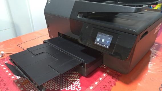 Impressora Hp 6830 Usada Apenas Com Cartuchos Originais.