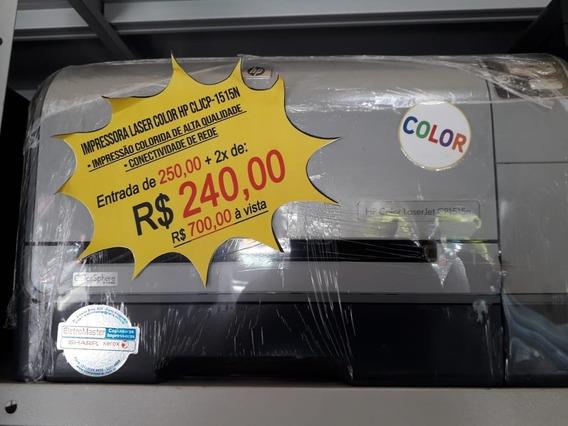 Impressora Laser Color Hp Clicp -1515n