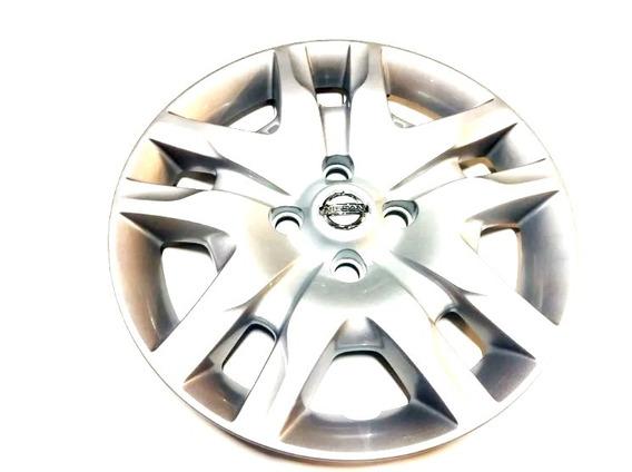 Calota Da Roda De Aço Do Nissan Sentra 2009 A 2012