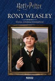 Rony Weasley Livro Guia Felicity Baker Frete 10 Reais