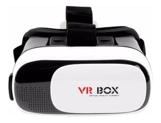 Lentes 3d Realidad Virtual Visor Vr Celular De 4.5 A 5.5