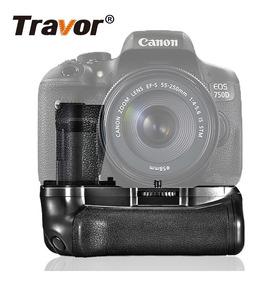 Battery Grip Canon 760d 750d T6i T6s X8i 8000d Bg-1v Bg-e18