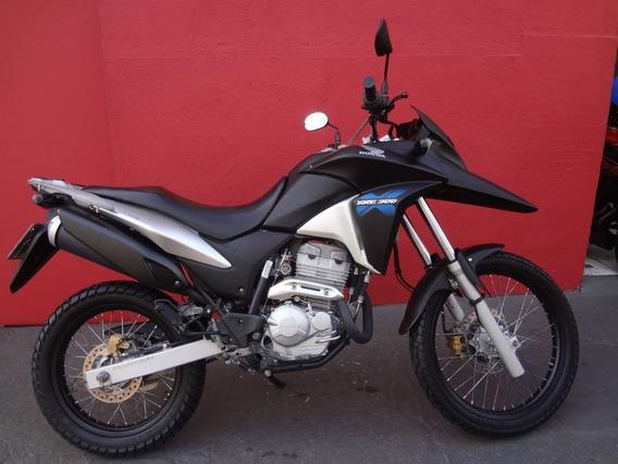 Honda Xre 300 2015 Preta