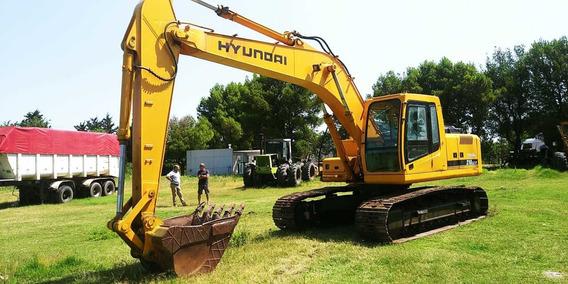 Excavadora Hyundai Rolex Lc-7 210