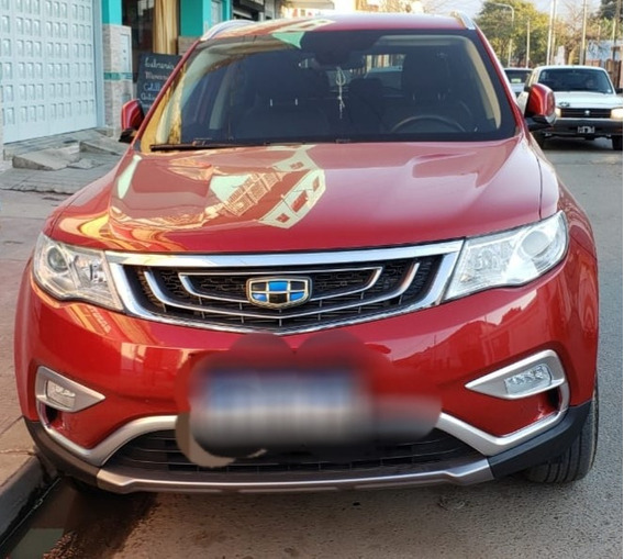 Geely Emgrand X7 Sport 4x2 At