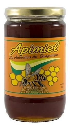 Miel De Abeja 100% Pura Y Natural -  Apimiel