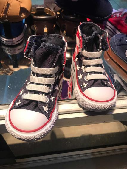 Zapatos Converse Originales Niño (25$)