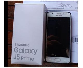 Celular Samsung Galaxy J5 Prime Como Nuevo