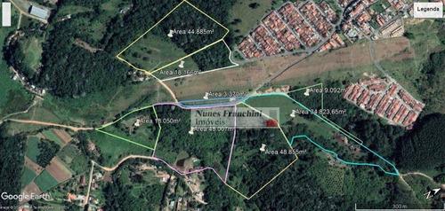 Mogi Das Cruzes - Terreno 225.248,96m² - Vila Caputera - Te0086