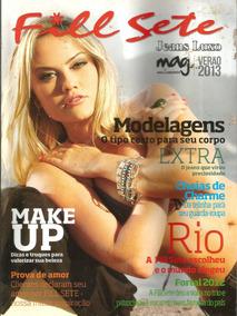 Revista Fill Sete 2013 - Ellen Roche Especial