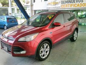 Ford Escape Se Plus 2.5l Modelo 2014 Color Vino