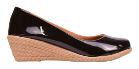 Sapato Sandália Salto Alto Anabela Scarpin Chiquiteira Wlh1