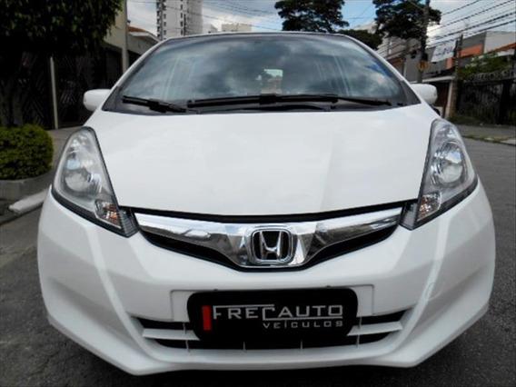 Honda Fit 1.5 Ex 16v Flex 4p Automatico