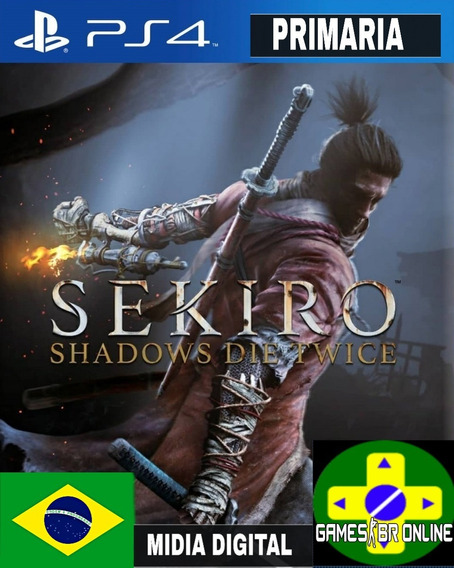 Sekiro Shadows Die Twice - Playstation 4 Envio Hoje